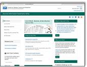 CDC Vaccine Information Statements (VISs)