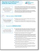 Vaccination Process Sheet