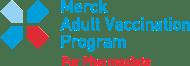 Merck Adult Vaccination Program for Pharmacists Logo